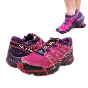 Salomon W Speedcross Vario Cosmic Purple Sneakers